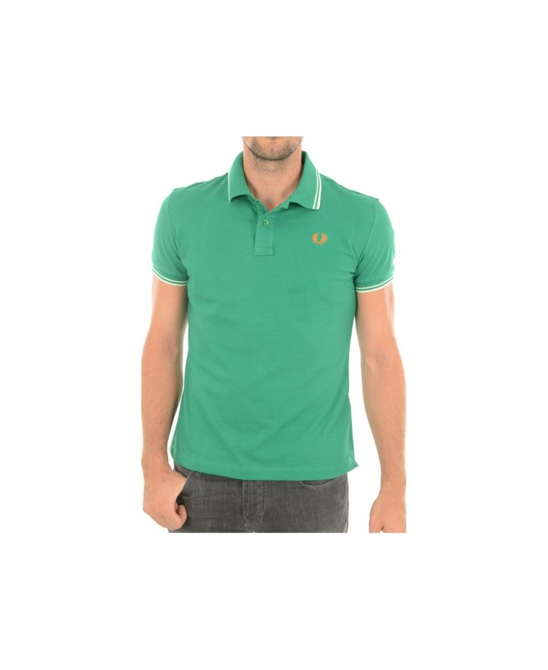 FRED PERRY - Polo - vert