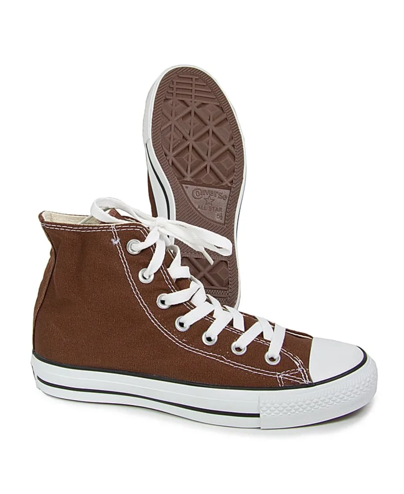 CONVERSE - Basket - marron