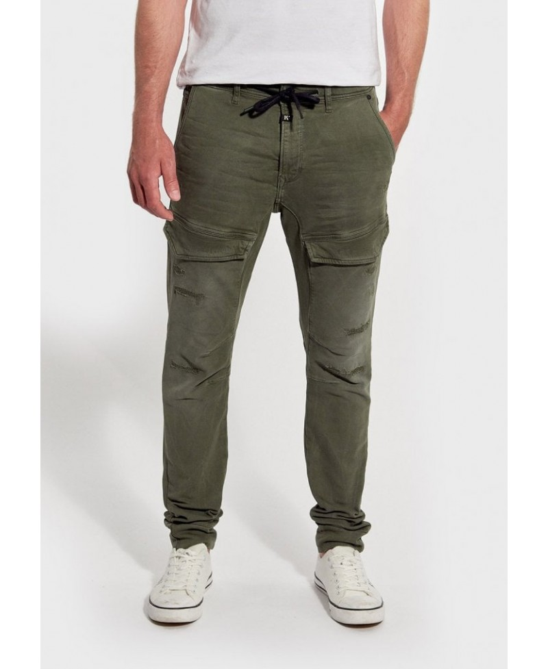 KAPORAL - Jean tapered slim...