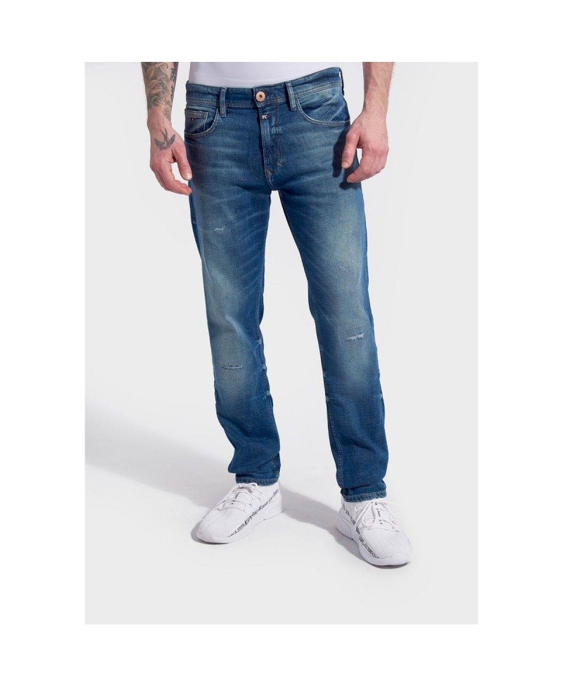KAPORAL - Jean slim stretch...