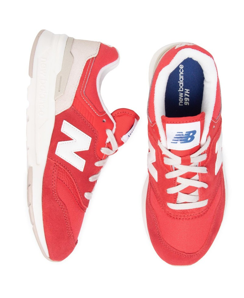 NEW BALANCE - GR997HBS - rouge